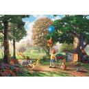 ジグソーパズル くまのプーさん Winnie The Pooh 2【1000ピース】(51x73.5cm)