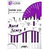 inside you (BAND SCORE PIECE)