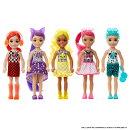 バービー(Barbie) カラーリビール!みずで色マジック チェルシー モノクロマティック GWC60-986A
