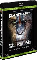 猿の惑星 プリクエル ブルーレイコレクション(3枚組)【Blu-ray】