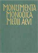 【輸入楽譜】Monumenta Monodica Medii Aevi 第9巻: The Music of the Beneventan Rite(布装)