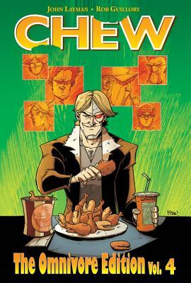 Chew Omnivore Edition Volume 4 CHEW OMNIVORE /E V04 (Chew Omnivore Ed Hc) [ John Layman ]