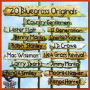【輸入盤】20 Bluegrass Originals