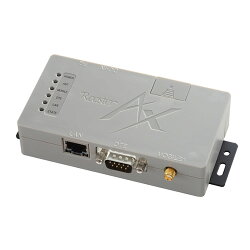 サン電子 3G通信モジュール搭載 小容量データ通信向けダイヤルアップルータ Rooster AX110