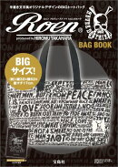 Roen produced by HIROMU TAKAHARA BAG BOOK
