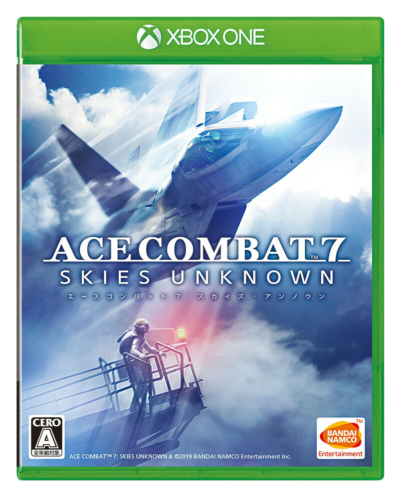 ACE COMBAT 7: SKIES UNKNOWN XboxOne版