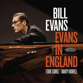 【輸入盤】Evans In England (2CD) [ Bill Evans (piano) ]