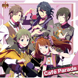 THE IDOLM@STER SideM NEW STAGE EPISODE 04 Cafe Parade [ Cafe Parade ]