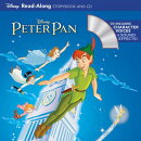 PETER PAN:READ-ALONG STORYBOOK(P W/CD)
