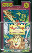 WEE SING ANIMALS,ANIMALS,ANIMALS(P W/CD)