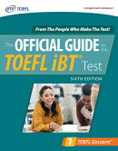 OFFICIAL GUIDE TO THE TOEFL IBT TEST 6/E