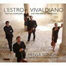 【輸入盤】L'estro Vivaldiano-venetian Composers & Their Mutual Influences: Mensa Sonora