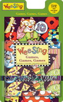 Wee Sing Games, Games, Games [With One-Hour CD]