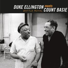【輸入盤】Duke Ellington Meets Count Basie Battle Royal (Rmt)(Ltd) [ Duke Ellington / Count Basie ]