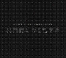 NEWS LIVE TOUR 2019 WORLDISTA (初回盤 DVD) [ NEWS ]