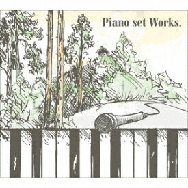Piano set Works. [ (V.A.) ]