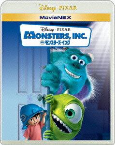 モンスターズ・インク MovieNEX [ ジョン・グ...