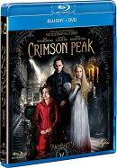 クリムゾン・ピーク ブルーレイ&DVDセット【Blu-ray】