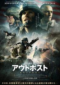 アウトポスト【Blu-ray+DVDセット】【Blu-ray】 [ スコット・イーストウッド ]