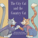 Ready Readers, Stage 2, Book 18, the City Cat and the Country Cat, Single Copy