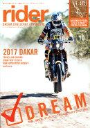 rider (ライダー) 2017年 03月号 [雑誌]