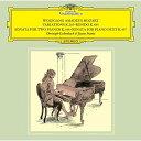 モーツァルト:キラキラ星変奏曲/ロンドK.485 2台のピアノのためのソナタK.448 4手のためのソナタK.497 [ エッシェンバッハ フランツ ]