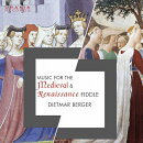 【輸入盤】Music For The Medieval & Renaissance Fiddle: Dietmar Berger