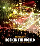 "NOOK IN THE WORLD 2017.07.22 at Zepp Tokyo ""NOOK IN THE BRAIN TOUR""【Blu-ray】"