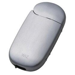 IQOS Aluminum Case for 2.4/2.4 Plus シルバー