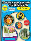 Nonfiction Reading Comprehension: Science, Grd 6