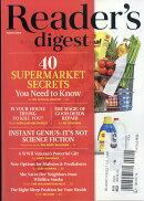 Reader's Digest 2018年 03月号 [雑誌]