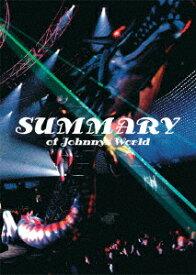 SUMMARY of Johnnys World [ (オムニバス) ]