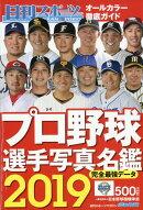 2019プロ野球選手写真名鑑 2019年 03月号 [雑誌]