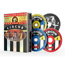【輸入盤】Rock And Roll Circus: Limited Deluxe Edition (Blu-ray+DVD+2CD)