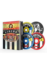 【輸入盤】RockAndRollCircus:LimitedDeluxeEdition(Blu-ray+DVD+2CD)[RollingStones]