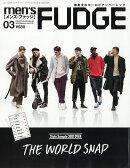 men's FUDGE (メンズファッジ) 2019年 03月号 [雑誌]