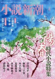 小説新潮 2020年 04月号 [雑誌]