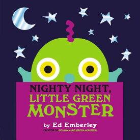 NIGHTY NIGHT,LITTLE GREEN MONSTER(H) [ ED EMBERLEY ]