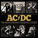 【輸入盤】Brian Johnson Archives (3CD)