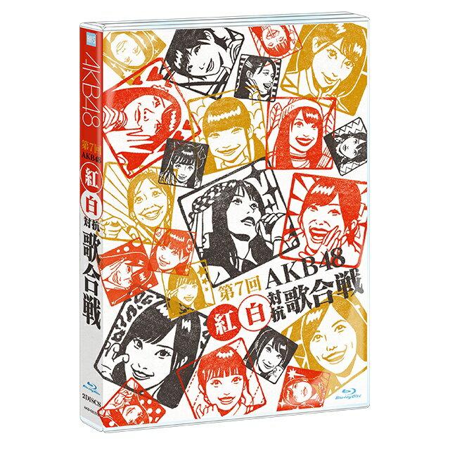 第7回 AKB48紅白対抗歌合戦【Blu-ray】 [ AKB48 ]