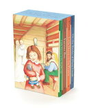 Little House 4-Book Box Set: Little House in the Big Woods, Farmer Boy, Little House on the Prairie,