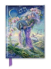 Josephine Wall: Aquarius (Foiled Journal) JOSEPHINE WALL AQUARIUS (FOILE (Flame Tree Notebooks) [ Flame Tree Studio ]