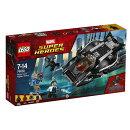 レゴ(LEGO) スーパー・ヒーローズ ロイヤル・タロン・ファイターの攻撃 76100