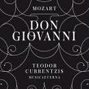 【輸入盤】『ドン・ジョヴァンニ』全曲 テオドール・クルレンツィス&ムジカエテルナ、ディミトリス・ティリアコス…