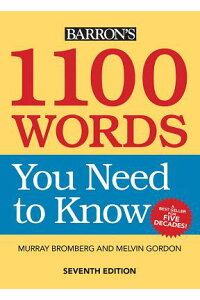 1100WordsYouNeedtoKnow1100WORDSYOUNEEDTOKNOWRE[MurrayBromberg]