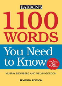 1100 Words You Need to Know 1100 WORDS YOU NEED TO KNOW 7/ [ Murray Bromberg ]