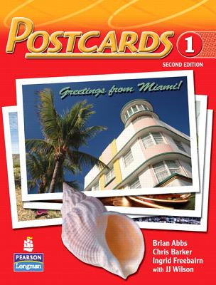 Postcards 1 and Audio [With CDROM] POSTCARDS 1 & AUDIO 2/E [ Abbs &. Barker ]