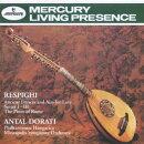 レスピーギ:リュートのための古代舞曲とアリア(全曲) 交響詩≪ローマの松≫