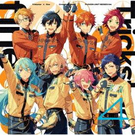 Trickstar × fine「Crossing×Heart」 あんさんぶるスターズ!! FUSION UNIT SERIES 04 [ Trickstar × fine ]