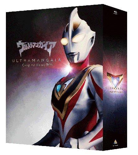 ウルトラマンガイア Complete Blu-ray BOX【Blu-ray】 [ 吉岡毅志 ]